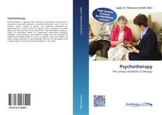 Bookcover of Psychotherapy