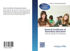 Buchcover von General Certificate of Secondary Education