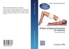 Buchcover von Effects of physical exercise on memory