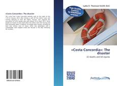 Bookcover of «Costa Concordia»: The disaster