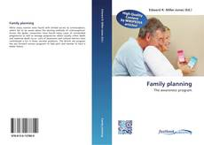 Bookcover of Family planning