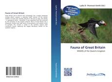 Bookcover of Fauna of Great Britain