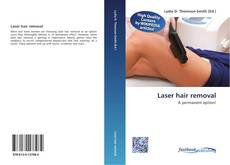 Bookcover of Laser hair removal