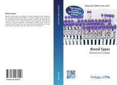Capa do livro de Blood Types