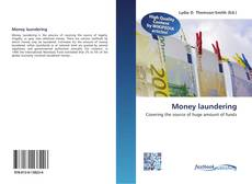Bookcover of Money laundering