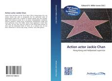 Bookcover of Action actor Jackie Chan
