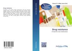 Drug resistance kitap kapağı