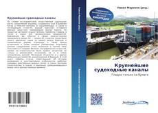Крупнейшие судоходные каналы kitap kapağı