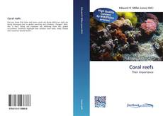 Bookcover of Coral reefs