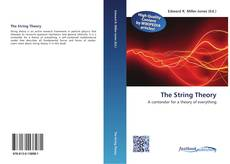 Bookcover of The String Theory