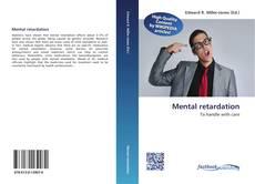 Bookcover of Mental retardation
