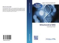 Portada del libro de Mitochondrial DNA