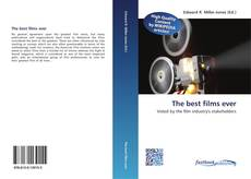 Capa do livro de The best films ever
