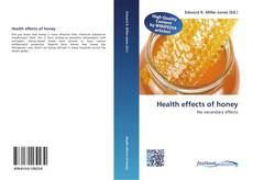 Health effects of honey的封面