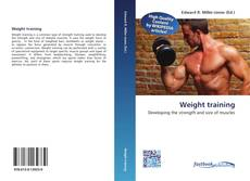 Bookcover of Weight training