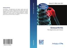 Bookcover of Osteoarthritis