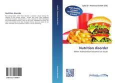 Copertina di Nutrition disorder