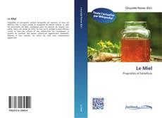 Bookcover of Le Miel