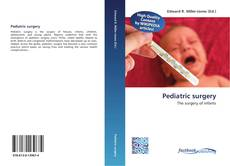 Bookcover of Pediatric surgery