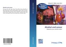 Capa do livro de Alcohol and cancer
