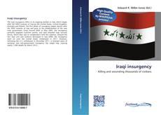 Bookcover of Iraqi insurgency