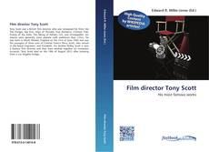 Film director Tony Scott的封面