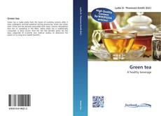 Обложка Green tea