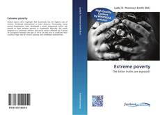 Bookcover of Extreme poverty