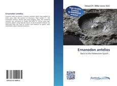 Ernanodon antelios kitap kapağı