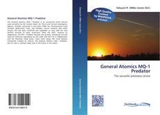 Bookcover of General Atomics MQ-1 Predator