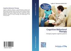 Capa do livro de Cognitive Behavioral Therapy