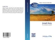 Buchcover von Joseph Kony