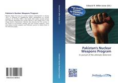 Bookcover of Pakistan's Nuclear Weapons Program