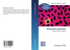Bookcover of Stimulant psychosis