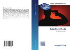 Borítókép a  Suicide methods - hoz