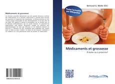 Portada del libro de Médicaments et grossesse