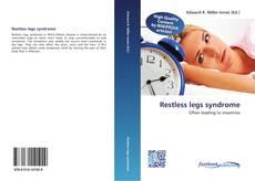 Restless legs syndrome kitap kapağı