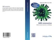 Buchcover von SARS coronavirus