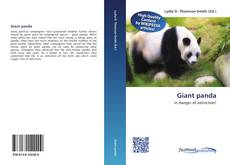 Bookcover of Giant panda