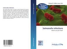 Capa do livro de Salmonella infections