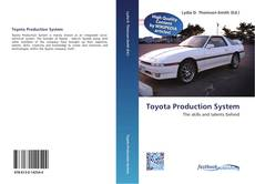 Couverture de Toyota Production System