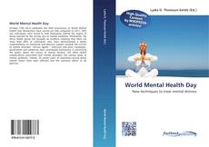 Capa do livro de World Mental Health Day