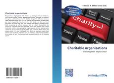 Capa do livro de Charitable organizations