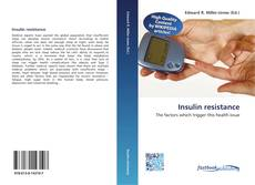 Bookcover of Insulin resistance