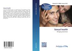 Bookcover of Sexual health