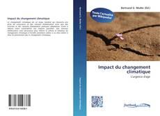 Couverture de Impact du changement climatique