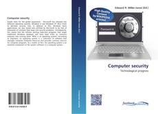 Computer security的封面