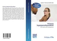 Copertina di Primary hyperparathyroidism