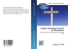 Bookcover of Coptic Orthodox Church of Alexandria