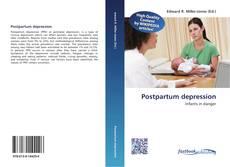 Capa do livro de Postpartum depression